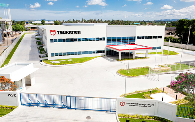 TSUKATANI(THAILAND)Co., Ltd.